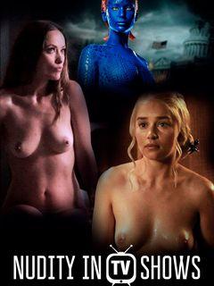 Nude TV Show & Movie Scenes