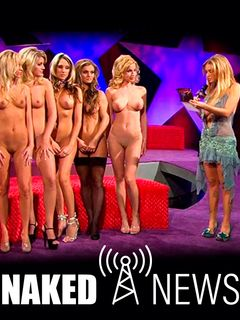 Naked News & TV Shows